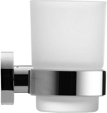 Duravit - D-Code Baderomstilbehør Glassholder #009920 fra Duravit