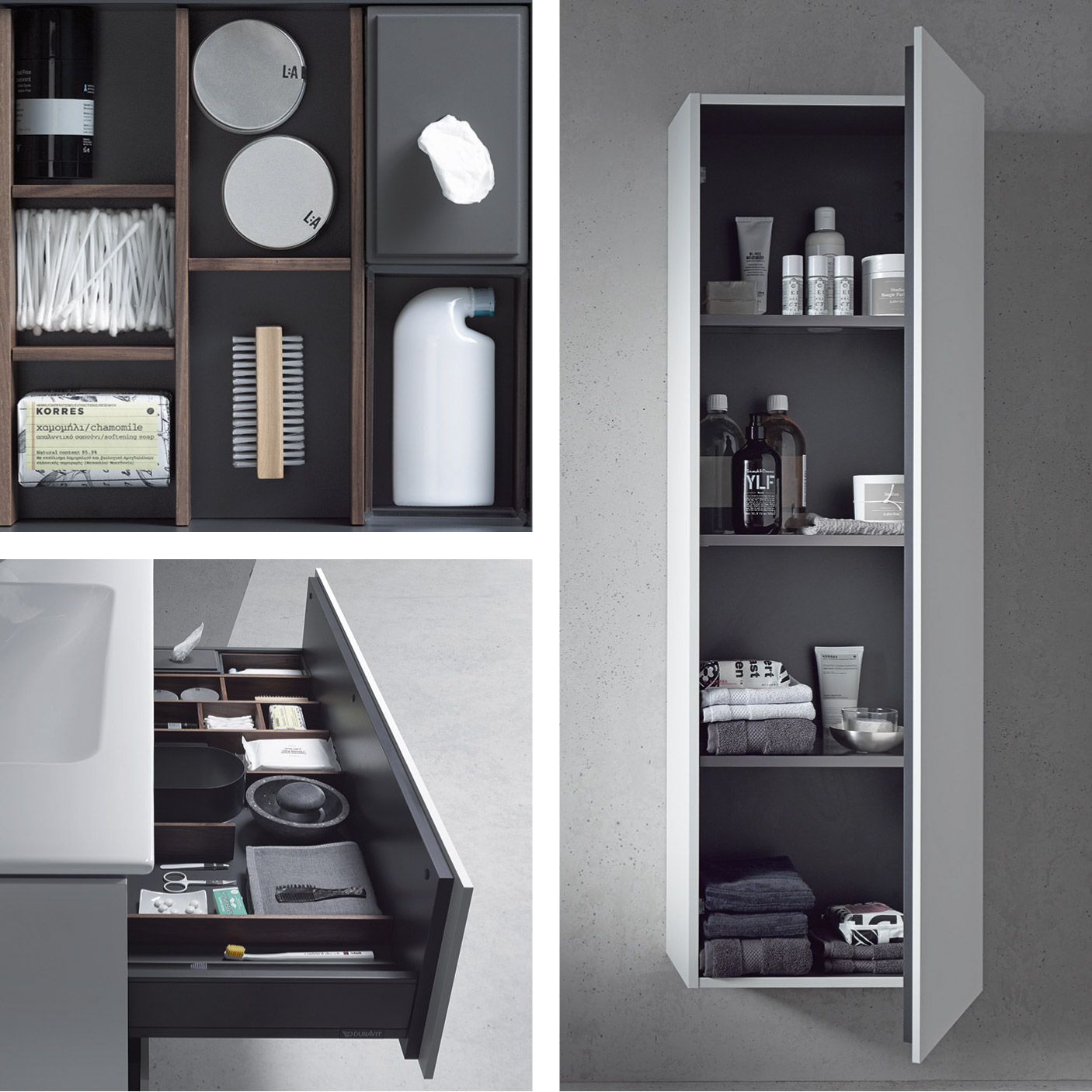 me by starck dobbel servant dobbel m belservant 233613. Black Bedroom Furniture Sets. Home Design Ideas