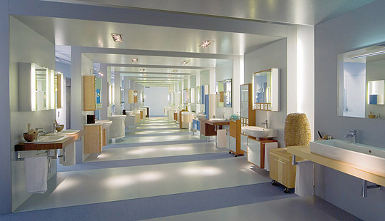 Duravit   showrooms and exhibitions of duravit   the leading ...